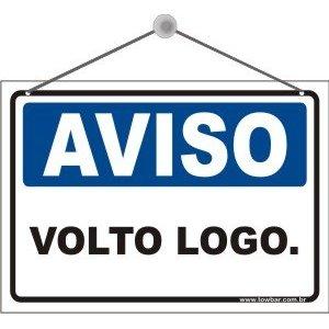 Aviso - Volto Logo