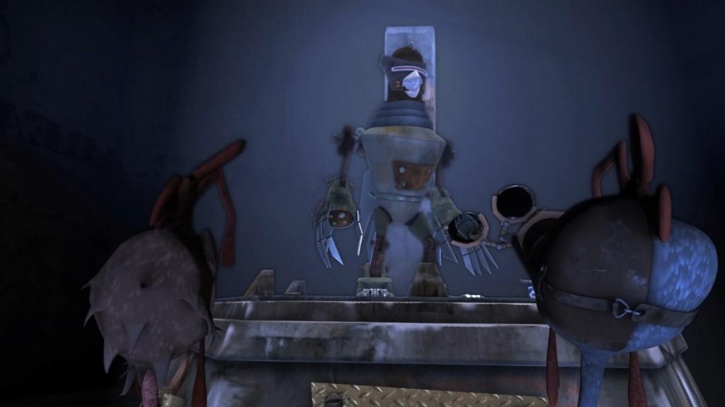 Cena de Robocoq
