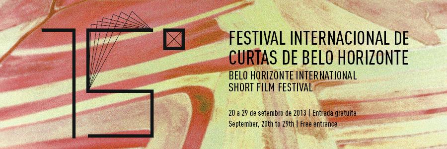 15º Festival Internacional de Curtas de Belo Horizonte