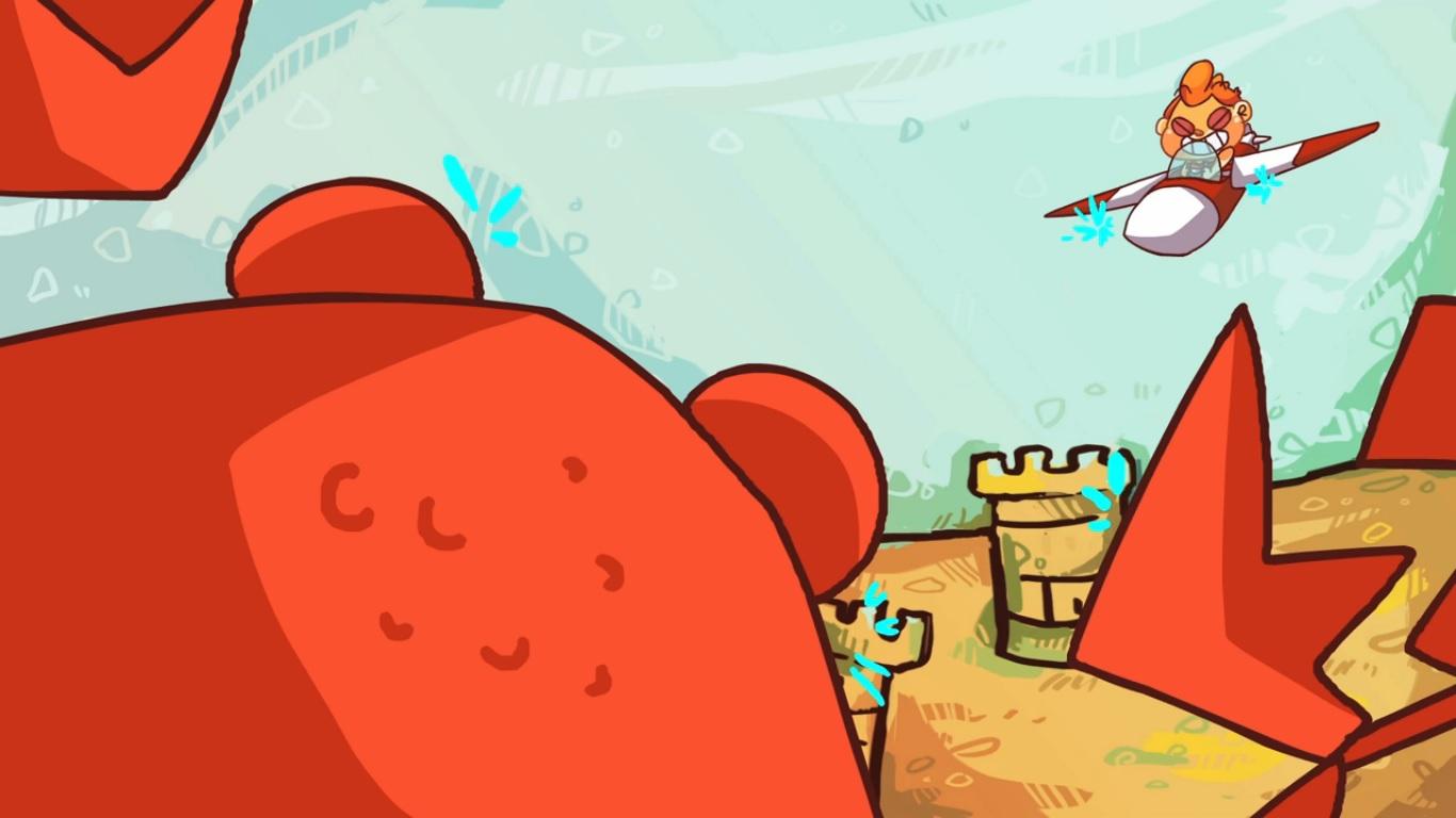 Cena de Crabby Day