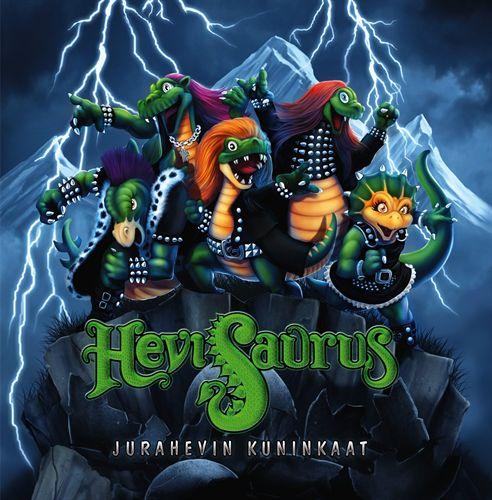Hevisaurus - Jurahevin Kuninkaat (2009)