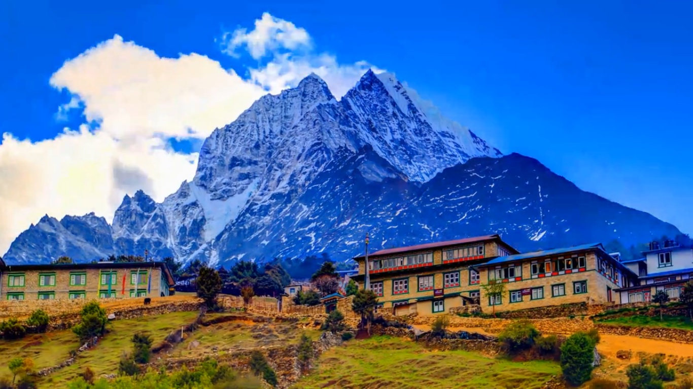 Cena de The Himalayan