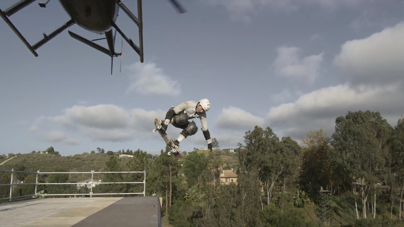 Cena de Bob Burnquist's Dreamland