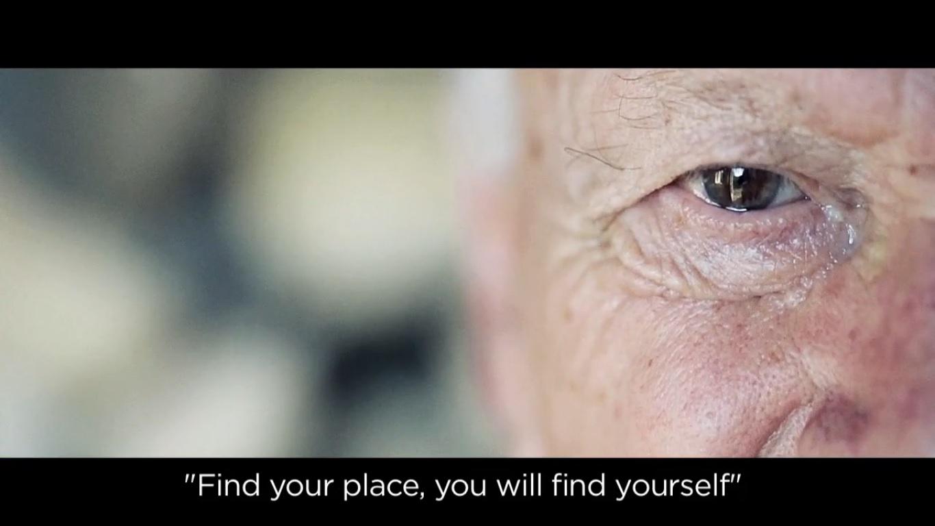 Cena de Find Your Place
