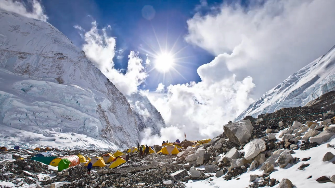Cena de Everest