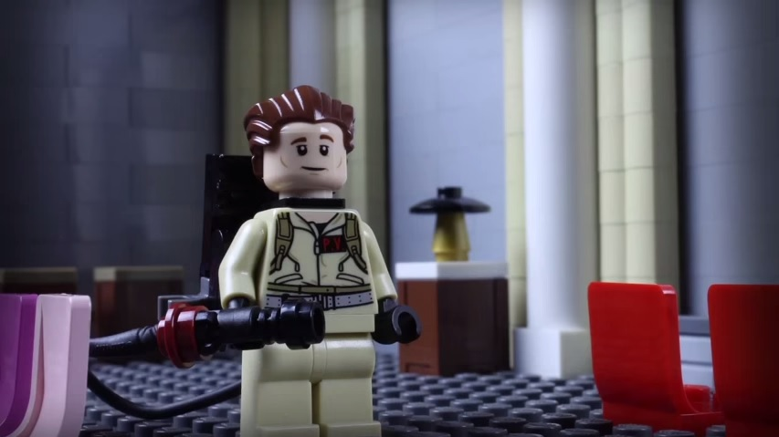 The LEGO Ghostbusters Movie
