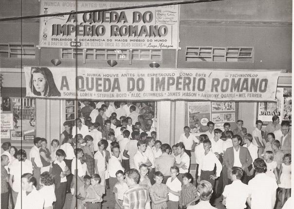 Acervo Cine Teatro Globo
