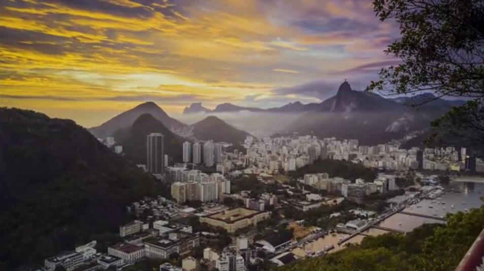 Finding Brazil
