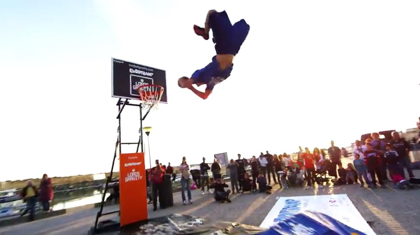 World's Best Basketball Freestyle Dunks